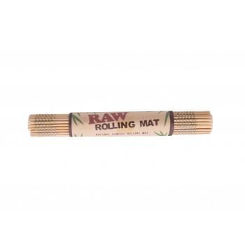 Коврик RAW Bamboo Rolling Mat - фото №1 Аромадим