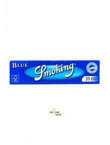 Бумага для самокруток Smoking Blue King Size 33 - фото №1 Аромадым