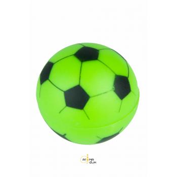 Гриндер акриловый «FOOTBALL» Green - D:56 mm - фото №1 Аромадим