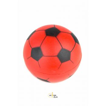 Гриндер акриловый «FOOTBALL» Red - D:56 mm - фото №1 Аромадим