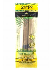 Блант King Palm 2 Mini Rolls - фото №1 Аромадым