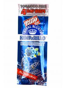 Блант Hemparillo Blue Berry - фото №1 Аромадым