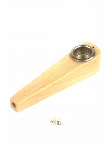 Трубка курительная деревянная - фото №1 Аромадым