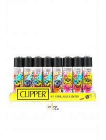 Зажигалка Clipper - фото №1 Аромадым