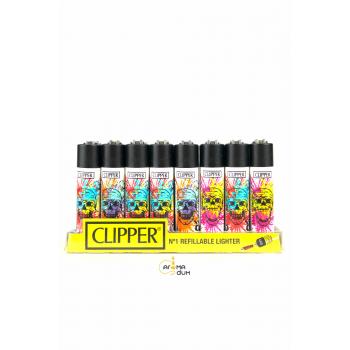 Зажигалка Clipper - фото №1 Аромадим