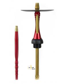 Шахта Alpha Hookah Model S Replica Red - фото №1 Аромадим