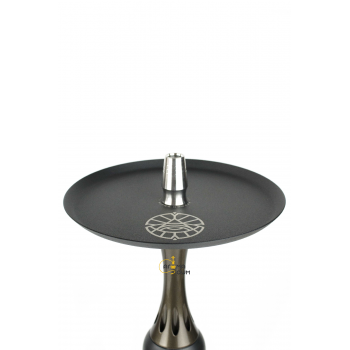 Шахта Alpha Hookah Model X Bronze