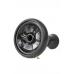Кальян Kaya ELOX 30CМ Clear Alum Plug Black 2S - фото №5 Аромадым