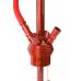 Кальян Kaya ELOX 580 Clear Carbon Red 4S - фото №2 Аромадым