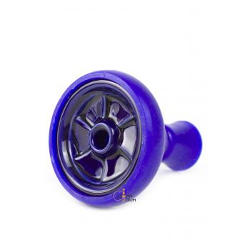 Кальян Kaya ELOX 630SE Clear XL Blue 4S