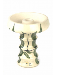 Чаша Embery JS-Funnel Bowl Partially Glased White Bamboo