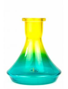 Колба для кальяна Sky Hookah mini Craft Двухцвет - фото №1 Аромадим