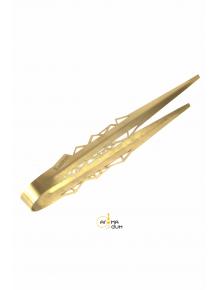 Щипцы Embery ENVY-Tongs Gold - фото №1 Аромадым