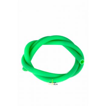 Шланг силиконовый Yahya  матовый Green - фото №1 Аромадим