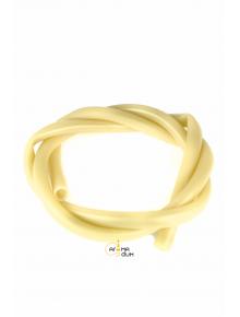 Шланг силиконовый Yahya матовый Yellow - фото №1 Аромадым