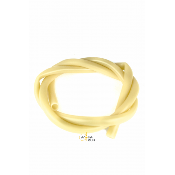 Шланг силиконовый Yahya матовый Yellow - фото №1 Аромадим