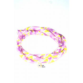 Шланг силиконовый Камуфляж Pink - фото №1 Аромадим