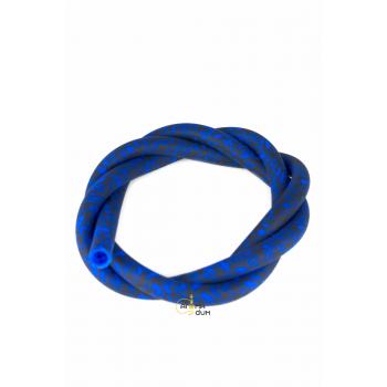 Шланг силиконовый Черепа Blue - фото №1 Аромадим