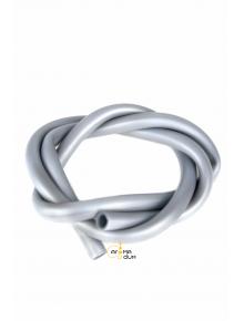 Шланг силиконовый Yahya Soft Touch Серый - фото №1 Аромадым