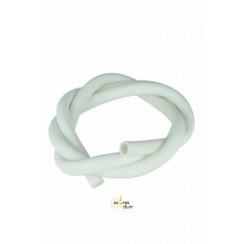 Шланг силіконовий Yahya Soft Touch Білий - фото №1 Аромадим