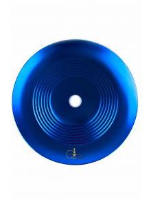 Тарелка Yahya Monk Blue  - фото №1 Аромадым