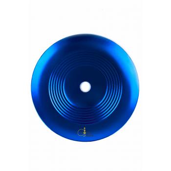 Тарелка Yahya Monk Blue  - фото №1 Аромадим