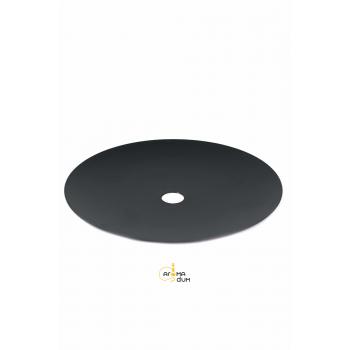 Тарілка Yahya PT020 Black
