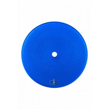 Тарелка Yahya PT030 Blue - фото №1 Аромадим