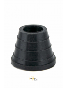 Уплотнитель силиконовый под чашу Чёрный - фото №1 Аромадым