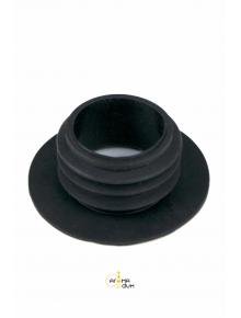 Уплотнитель для колбы (юбкой) Черный - фото №1 Аромадым