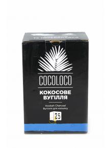 Вугілля кокосове Хмара CocoLoco 1 кг - фото №1 Аромадим